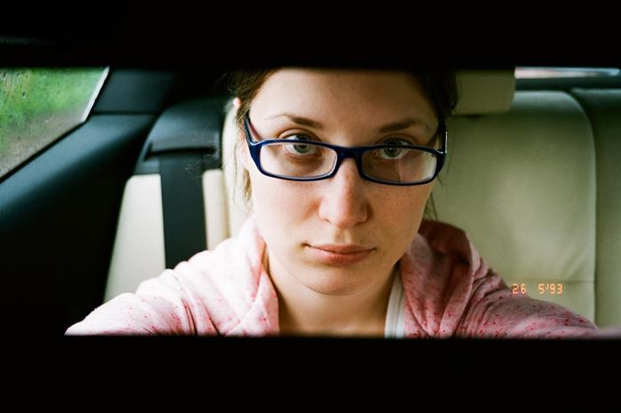 Май 2010, по дороге в Калугу