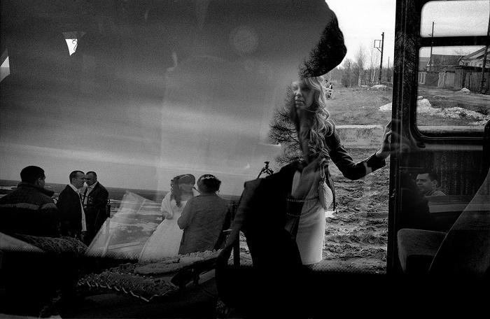 В роли неприглашённого фотографа на чьей-то свадьбе